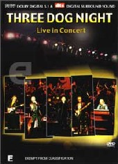 3 Dog Night - Live In Concert on DVD