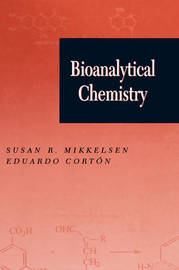 Bioanalytical Chemistry by S.R. Mikkelsen image