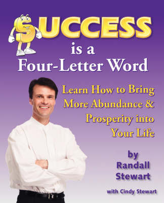 Success is a Four-letter Word by Randall Stewart image