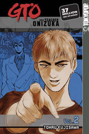 GTO: Great Teacher Onizuka: v. 2 by Fujisawa Tohro image