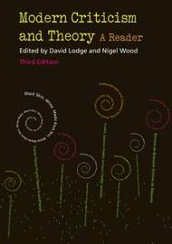 Modern Criticism and Theory by Nigel Wood