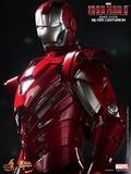 Marvel Iron Man Mark 33 Silver Centurion 1/6 Action Figure