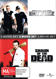 Hot Fuzz / Shaun Of The Dead - 2 Film Box Set on DVD