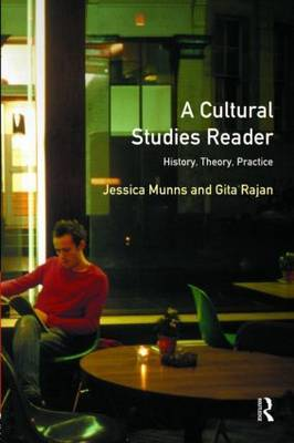 A Cultural Studies Reader by Jessica Munns image