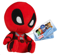Marvel Mopeez Plush - Deadpool