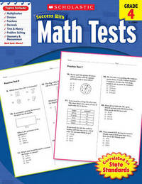 Math Tests, Grade 4 image