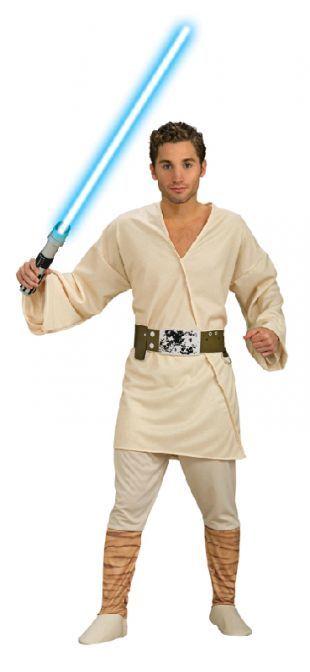 Star Wars: Luke Skywalker Costume (STD)