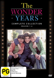 The Wonder Years Complete Collection on DVD