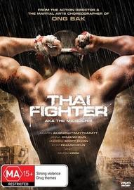 Thai Fighter on DVD