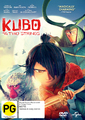 Kubo and The Two Strings on DVD