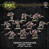 Hordes: Minions - Farrow Brigands/Commandos Unit