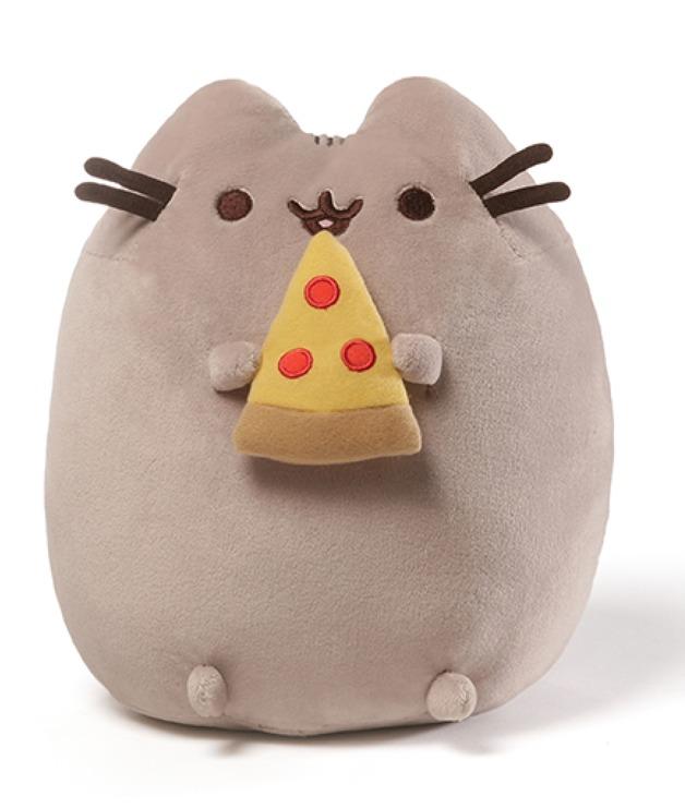 Pusheen the Cat: Pusheen Pizza Plush (24cm)