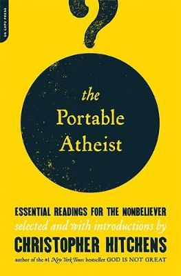 The Portable Atheist by Christopher Hitchens image