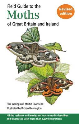 Field Guide to the Moths of Great Britain and Ireland by Paul Waring image