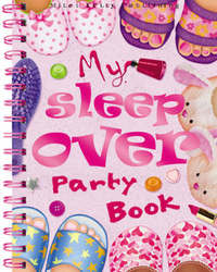 My Sleepover Party Book by Lisa Regan image