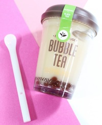 Etude House - Bubble Tea Sleeping Pack Black Tea (100G)