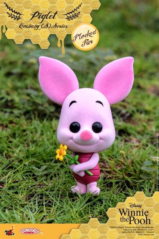 Winnie The Pooh: Piglet - Cosbaby Figure