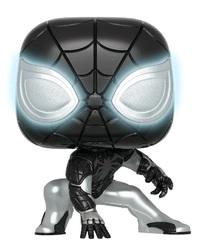 Marvel - Spider-Man (Negative Suit/Glow) Pop! Vinyl Figure