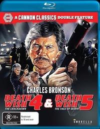 Death Wish 4 & 5 on Blu-ray