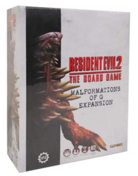 Resident Evil 2: The Board Game - Malformations of G Expansion