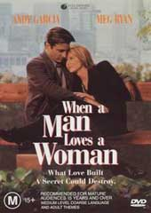 When A Man Loves A Woman on DVD