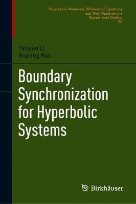 Boundary Synchronization for Hyperbolic Systems by Tatsien Li