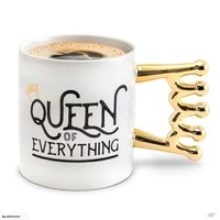 BigMouth - The Queen Of Everything Coffee Mug image