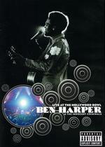 Ben Harper - Live At The Hollywood Bowl on DVD