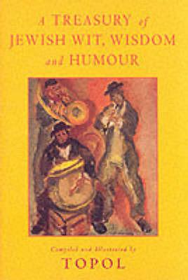 TREASURY OF JEWISH WISDOM AND HUMOU image