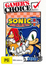 Sonic Mega Collection (Valusoft) for PC Games
