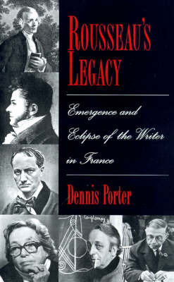 Rousseau's Legacy by Dennis Porter image