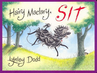 Hairy Maclary, Sit by Lynley Dodd image