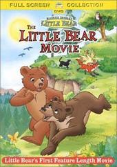 The Little Bear Movie on DVD