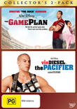 The Game Plan / The Pacifier - Collector's 2-Pack (2 Disc Set) on DVD