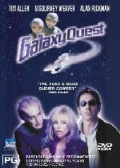 Galaxy Quest on DVD