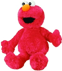 Sesame Street - Soft Toy Small Elmo image