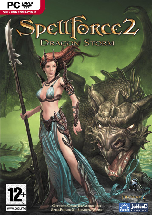 Spellforce 2: Dragon Storm Expansion Pack  for PC Games