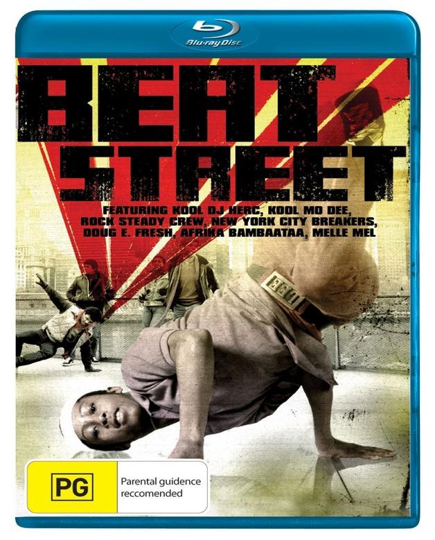 Beat Street on Blu-ray