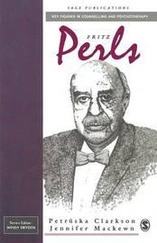 Fritz Perls by Petruska Clarkson image