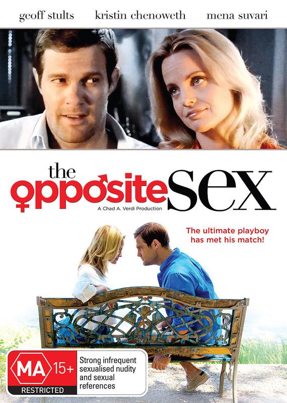 The Opposite Sex DVD.