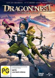 Dragon Nest: Warrior Dawn on DVD