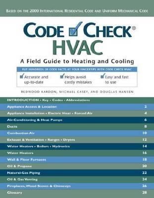 Code Check Hvac by Redwood Kardon