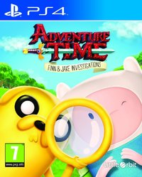 Adventure Time: Finn and Jake Investigations for PS4