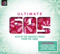 Ultimate 60's by Various image