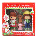 Strawberry Shortcake & Huckleberry Pie - Retro 2-Pack
