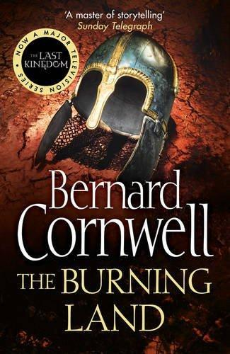The Burning Land (Alfred the Great #5) by Bernard Cornwell image