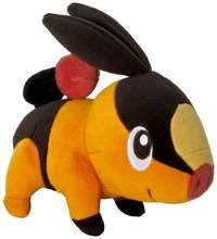 "Pokemon Trainers Choice: Tepig - 8"" Basic Plush"