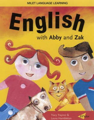 English With Abby & Zak by Tracy Traynor image