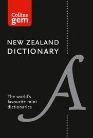 Collins Gem New Zealand Dictionary