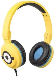 Tribe: Wired Headphones - Minion Carl